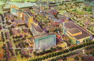 Anaheim Gardenwalk – What could have been…