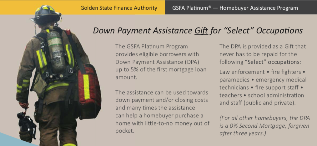 Saving for Downpayment? Homebuyer Assistance Program GSFA ...