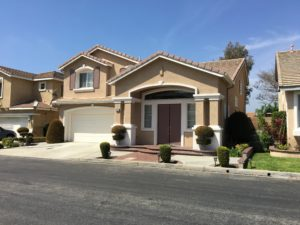 Just listed – Open layout in gated Founders Park Placentia Community
