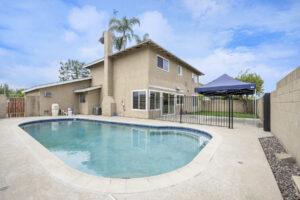 In Escrow: La Habra Pool Home